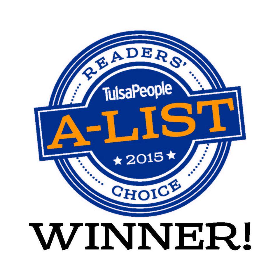 Skin Care Institute has been named to the Tulsa A-List!