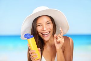 The most important beauty secret of your life is sunscreen!