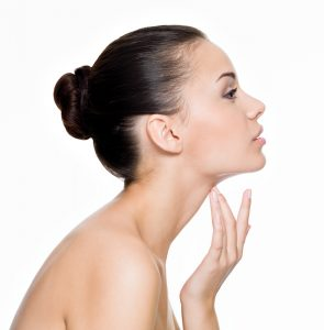 Ultherapy lifts without the downtime or risks associated with surgery.