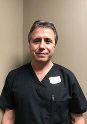 Paul Holodov at the Skin Care Institute in Tulsa, OK