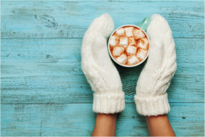Most people don't associate sweater weather with unwanted body hair, but we know better.