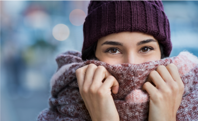 Fix your dull winter skin!