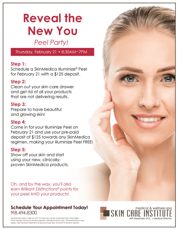 Skin Care Institute one day injectable event February 2019 Tulsa, OK