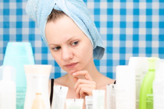 Take care of your skin!