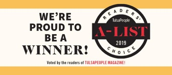 We made TulsaPeople's A-List once again!
